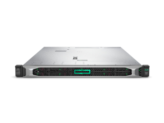 HPE SERVER RACK DL360 GEN10 XEON EIGHT-CORE 4110, 16GB DDR4, CONTROLLER SAS/SATA, PSU 500W REDUNDANT