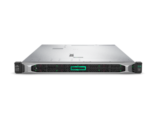 HPE SERVER RACK DL360 GEN10 XEON EIGHT-CORE 4110, 16GB DDR4, CONTROLLER SAS/SATA, PSU 500W REDUNDANT