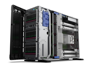 HPE SERVER TOWER ML350 GEN10 XEON SIX CORE 3104, 8GB  DDR4