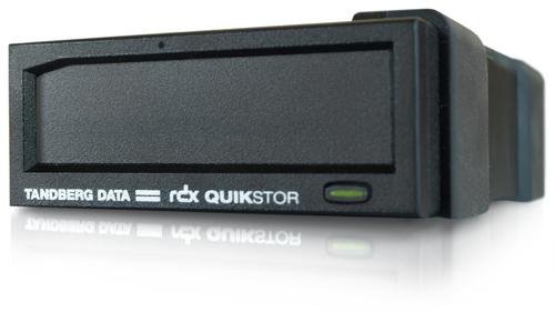 TANDBERG DISPOSITIVO DI BACKUP RDX ESTERNO QUICKSTOR USB3+ AUTOALIMENTATO