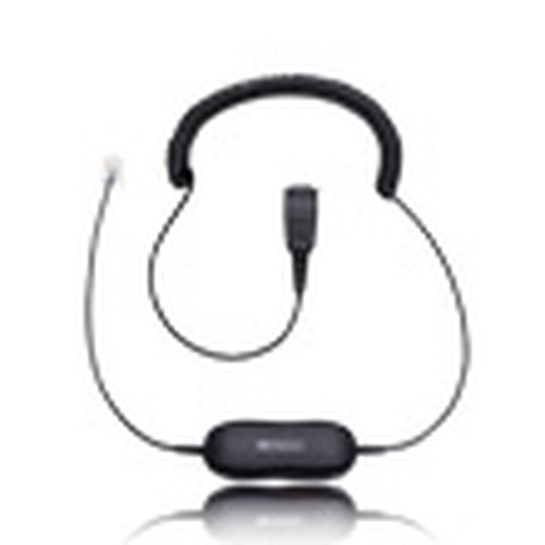 JABRA GN 1200 CAVO SPIRALATO 2 M (SMART CORD, QD TO RJ10, COILED, 0,7 - 2   METERS, WITH 8-POSITION SWITCH)