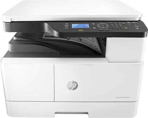 HP MULTIF. LASER JET M442DN A3 B/N 24PPM, FRONTE/RETRO, USB/LAN