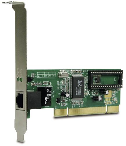 DIGICOM SCHEDA DI RETE PCI 10/100/1000
