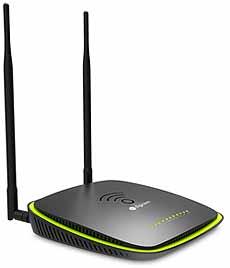 DIGICOM ROUTER ADSL2/2+ AC1200 4 PORTE GIGA USB2.0