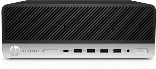HP PC ELITEDESK 705 G5 SFF R5 3400G 8GB 256GB SSD WIN 10 PRO