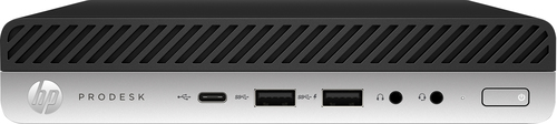 HP PC AIO MINI + ELITEDESK 600 G5 DM I5-9500T 8GB 256GB SSD 23,8 WIN 10 PRO