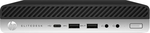 HP PC AIO MINI + ELITEDESK 800 G5 DM I5-9500T 8GB 256GB SSD 23,8 WIN 10 PRO