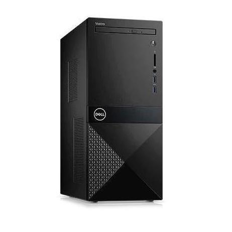 DELL PC VOSTRO 3670 I3-8100 4GB 1TB DVD-RW WIN 10 PRO