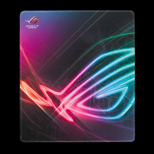 ASUS MOUSEPAD GAMING STRIX EDGE XXL, CUCITURE LATERALI, IMPERMEABILE, EXTRA LARGE