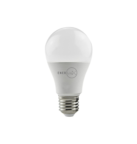 ADJ ENERLUX LAMPADA LED E27 10W-60W 800 LUMEN LUCE CALDA 2800K