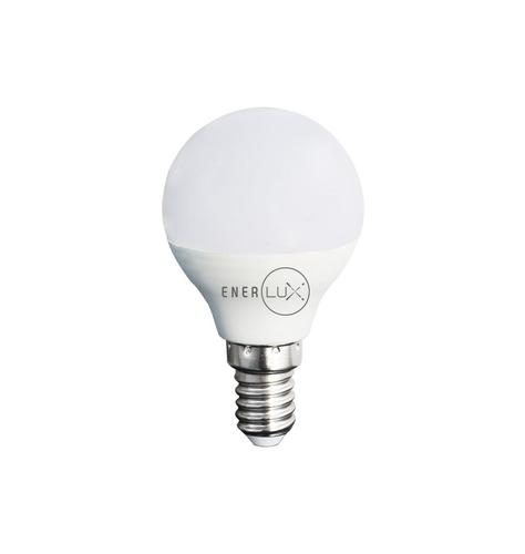 ADJ ENERLUX LAMPADA LED E14 5W-35W 396 LUMEN LUCE CALDA 2800K