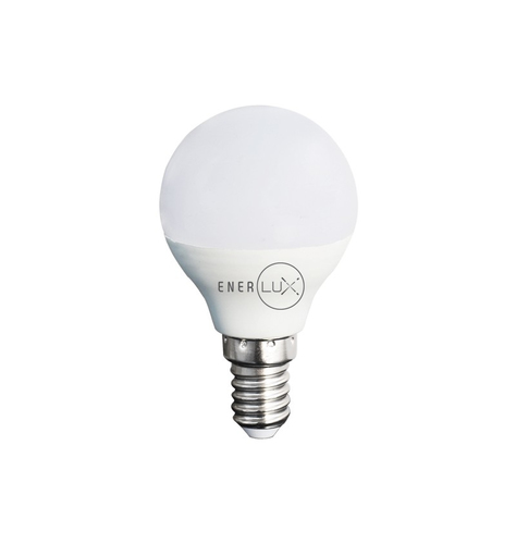 ADJ ENERLUX LAMPADA LED E14 7W-50W 638 LUMEN LUCE CALDA 2800K