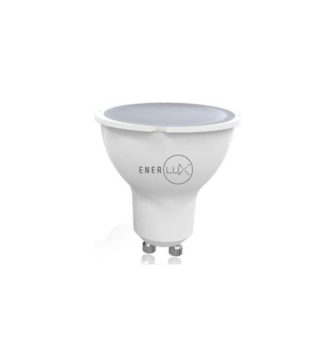 ADJ ENERLUX LAMPADA LED GU10 7W-50W 550 LUMEN LUCE CALDA 2800K