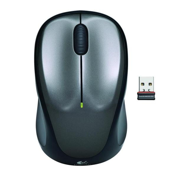 LOGITECH MOUSE OTTICO WIRELESS M235 NERO