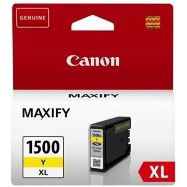 CANON CART. INK GIALLO PGI-1500XL PER MAXIFY