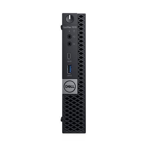 DELL PC OPTIPLEX 7070 MFF I7-9700T 16GB 256GB SSD WIN 10 PRO