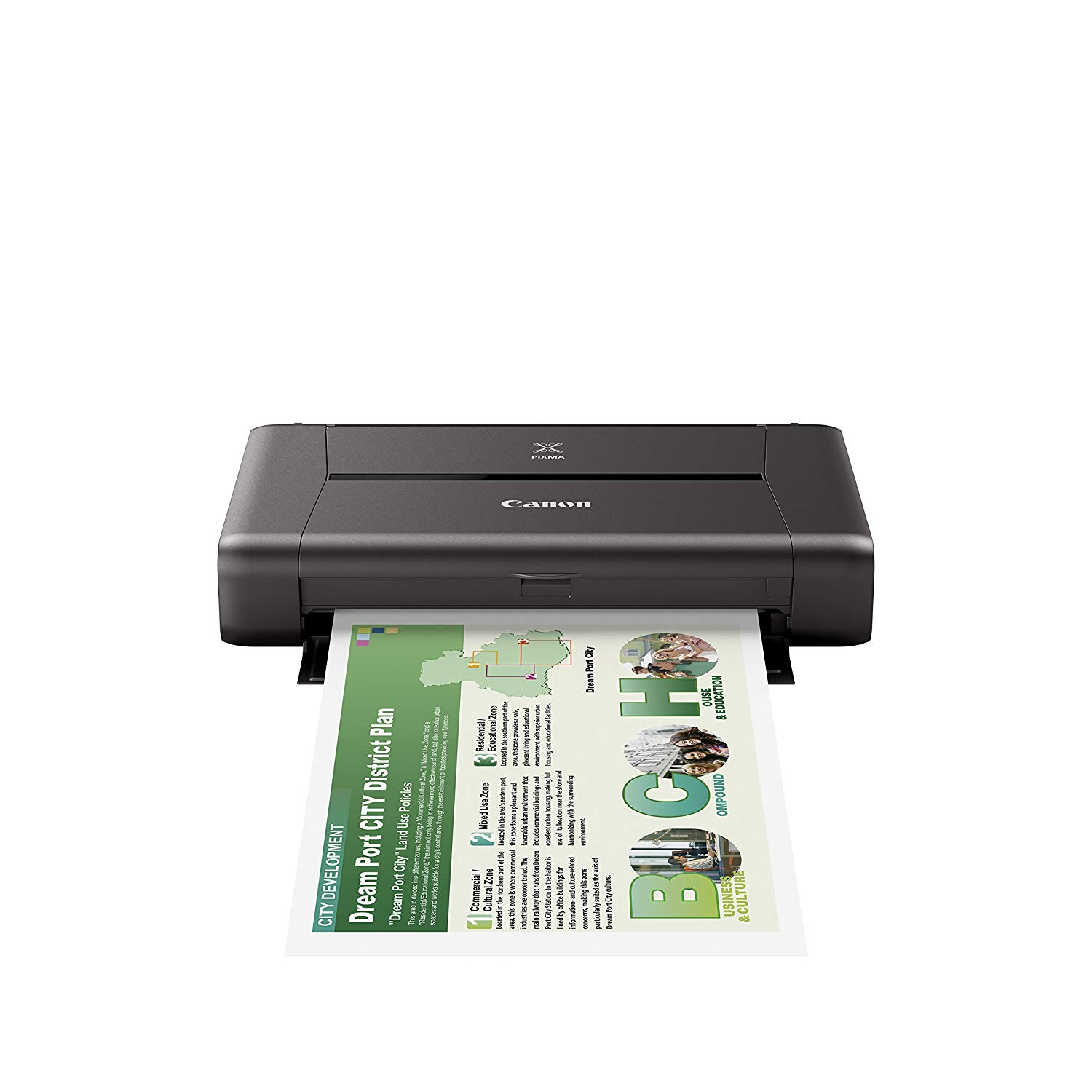 CANON STAMP. INK IP110 PORTATILE CON BATTERIA A4 USB/WIRELESS
