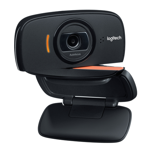 LOGITECH WEBCAM B525 HD 1280X720P, USB, CONFERENCE CAM