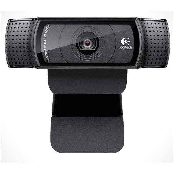 LOGITECH WEBCAM PRO USB FULL HD AUTOFOCUS E MICROFONO C920