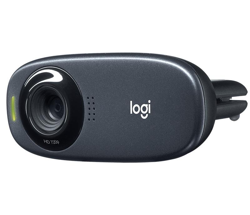 LOGITECH WEBCAM C310 USB 1MPX 1280X720 MICROFONO