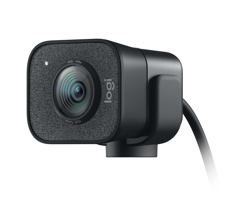 LOGITECH WEBCAM STREAMCAM FULL HD 1080P 60FPS, USB-C, NERO
