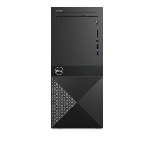 DELL PC VOSTRO 3670 MT I3-9100 4GB 1TB DVD-RW WIN 10 PRO