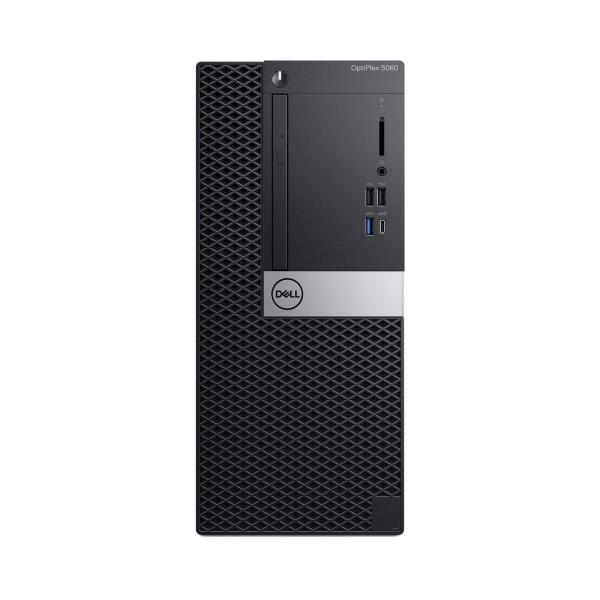 DELL PC OPTIPLEX 5060 I7-8700 8GB 1TB DVD-RW WIN 10 PRO