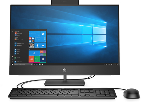 HP PC AIO 440 G5 I5-9500T 16GB 512GB SSD 23,8 DVD-RW WIN 10 PRO