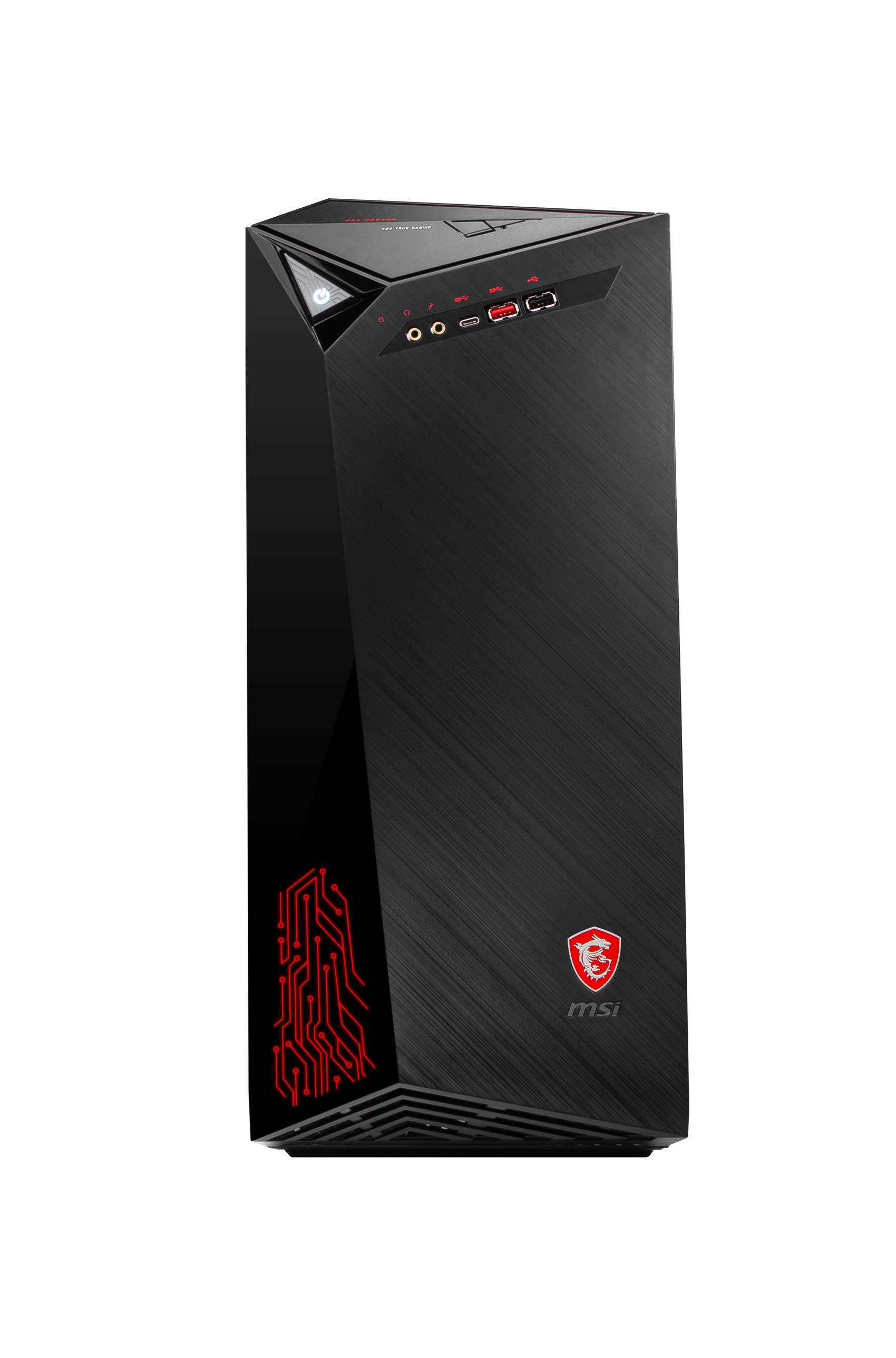 MSI PC GAMING INIFINITE I5-9400 16GB 256GB SSD + 2TB RTX 2060 AERO ITX 6G OC WIN 10 HOME