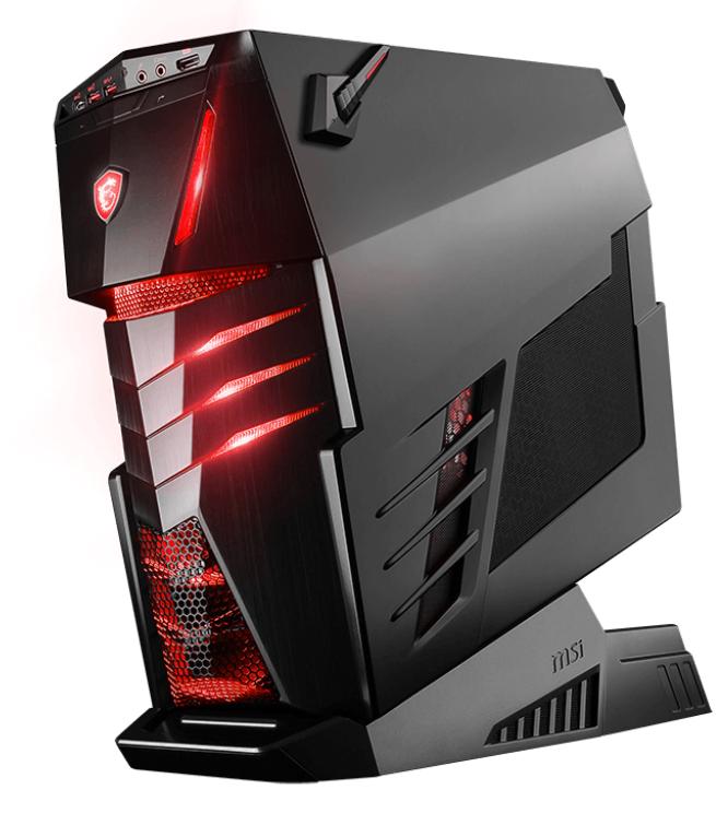 MSI PC GAMING AEGIS TI3 8RD SLI-060 I7-8700K 32GB 512GB SSD + 2TB GTX 1070 SLI 8GB LIQUID COOLING WIN 10 HOME