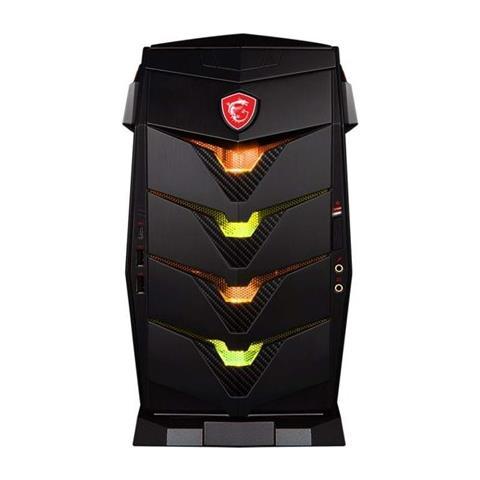 MSI PC GAMING AEGIS 8RC-054 I5-8400 8GB 128GB SSD + 1TB + 16GB OPTANE GTX 1060 3GB WIN 10 HOME