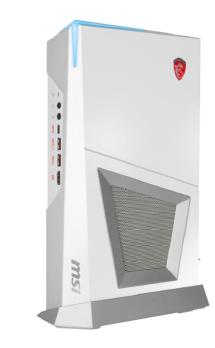 MSI PC GAMING TRIDENT 3 ARCTIC 8RC-073 I7-8700 16GB 128GB SSD + 1TB GTX 1060 AERO 6GB WIN 10 HOME