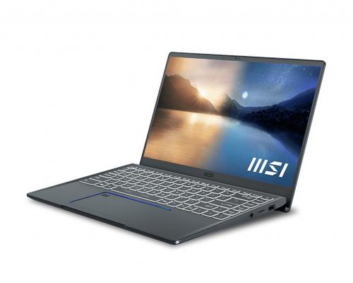 MSI NB PRESTIGE 14EVO A11M-011XIT I7-1185 16GB 512GB SSD 14 FHD FREEDOS