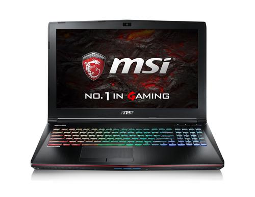 MSI NB GE62VR 6RF-251IT APACHE PRO I7-6700 8GB 128GB SSD + 1TB 15,6 FHD GTX 1060 3GB DVD-RW WIN 10 HOME 4719072487652 9S7-16JB12-251 14_9S7-16JB12-251