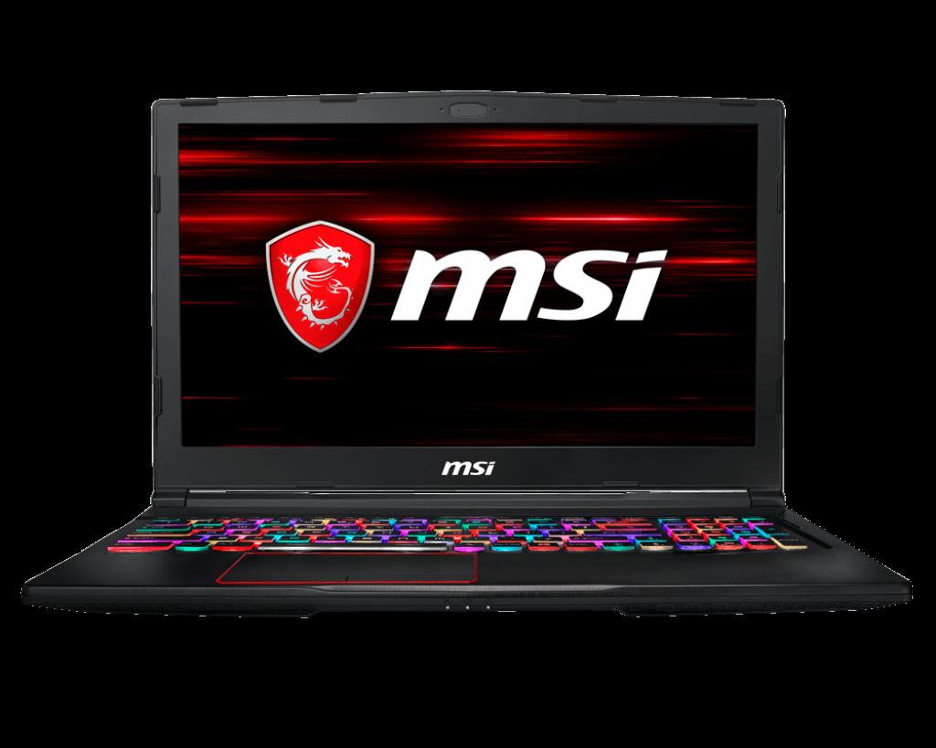 MSI NB GE63 RAIDER RGB 8RF-070IT I7-8750H 16GB 256GB SSD + 1TB 15,6 FHD GTX 1070 8GB WIN 10 HOME