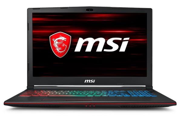 MSI NB GP63 LEOPARD 8RE-072IT I7-8750H 16GB 128GB SSD + 1TB 15,6 FHD GTX 1060 6GB WIN 10 HOME