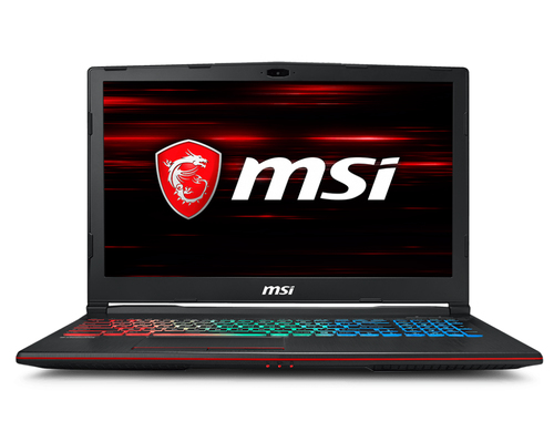 MSI NB GP63 LEOPARD 8RE-072IT I7-8750H 16GB 128GB SSD + 1TB 15,6 FHD GTX 1060 6GB WIN 10 HOME