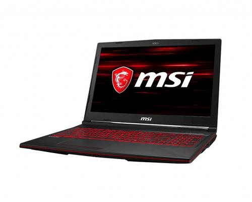 MSI NB GL63 8SE-056IT I7-8750H 8GB*2 256GB SSD + 1TB  15.6 FHD (1920*1080) RTX 2060 GDDR6 6GB WIN 10 HOME