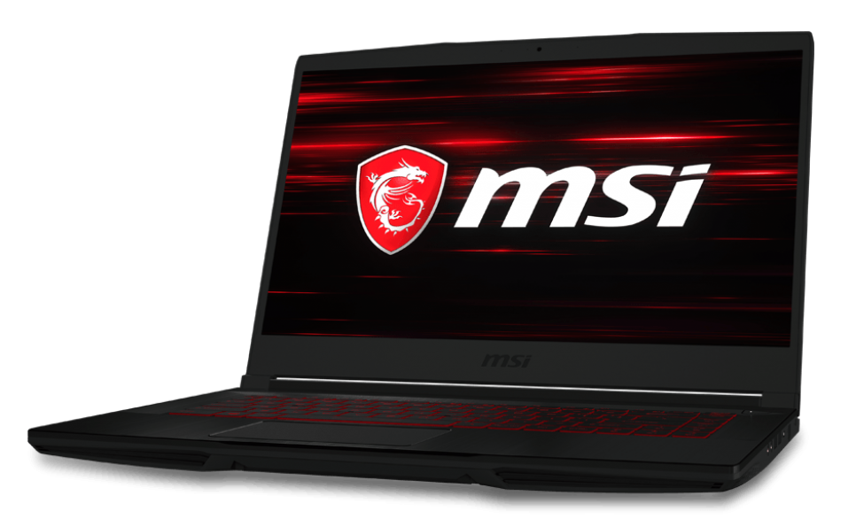 MSI NB 16R1 GF63 8RD I7-8750 16GB 128GB SSD + 1TB 15,6 FHD GTX 1050 4GB WIN 10 HOME