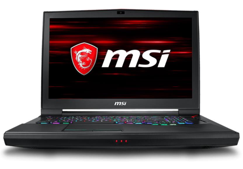 MSI NB GT75 TITAN 8RF-026IT I7-8750H 16GB 256GB SSD + 1TB 17,3 FHD GTX 1070 8GB WIN 10 HOME