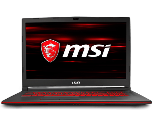 MSI NB GL73 8RC-030IT I7-8750H 8GB 128GB SSD + 1TB 17,3 FHD GTX 1050 4GB WIN 10 HOME