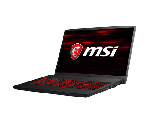 MSI NB GF75 THIN 8RD-040IT I7-8750H 8GB*2 256GB SSD + 1TB  17.3 FHD (1920*1080) GTX 1050 TI 4GB GDDR5 WIN 10 HOME