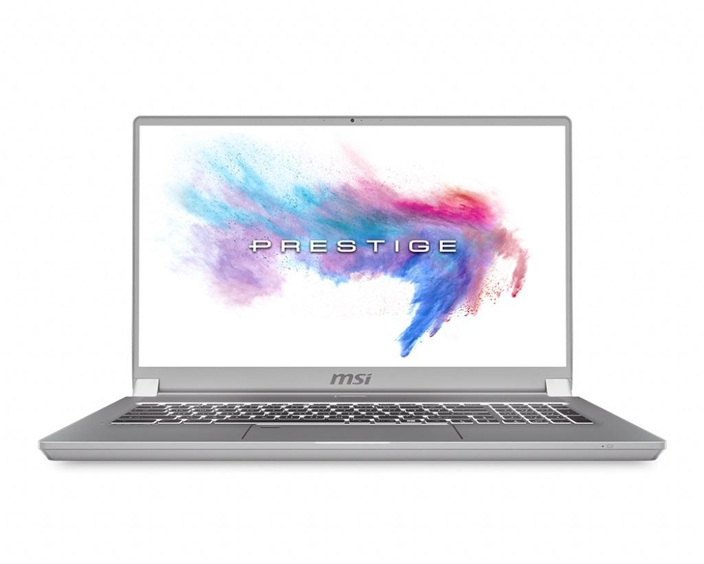 MSI NB P75 CREATOR 9SF-1213IT I9-9880H 32GB 1TB SSD 17,3 RTX 2070 MAX Q GDDR6 8GB WIN 10 PRO