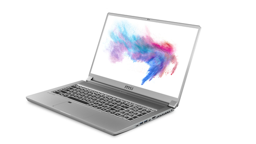 MSI NB CREATOR 17 A10SE-249IT I7-10XXX 32GB 1TB SSD 17,3 UHD RTX2060 GDDR6 6GB WIN 10 PRO