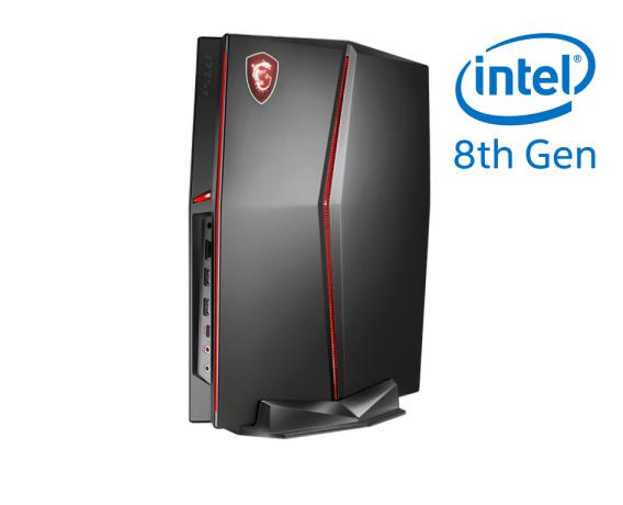 MSI PC VORTEX G25 8RD-055IT I7-8700 16GB 512GB SSD + 1TB GTX 1060 6GB WIN 10 HOME