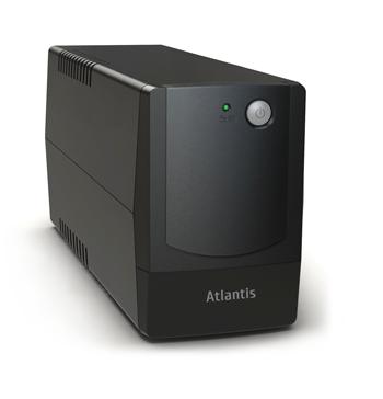 ATLANTIS UPS A03-P841 1100VA/550W SERVER LINE INTERACTIVE - AVR - INTERF.USB. UPSILON 2000 INCL.