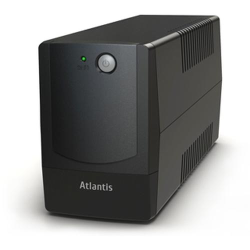 ATLANTIS UPS A03-PX1100  840VA/420W SERVER LINE INTERACTIVE - AVR - UPSILON 2000 INCL.