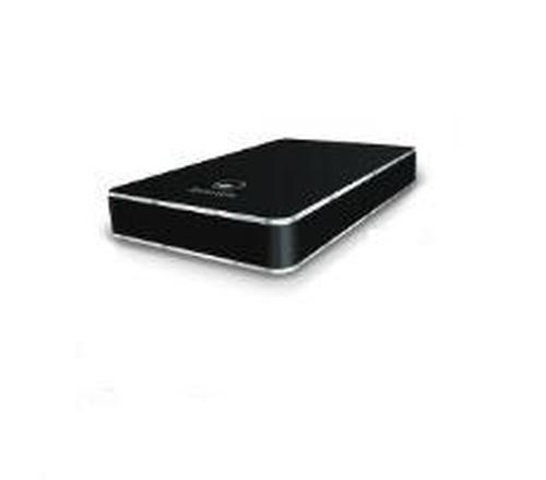 ATLANTIS BOX ESTERNO SATA 2,5 USB 3.0 ALLUMINIO SATINATO BLACK