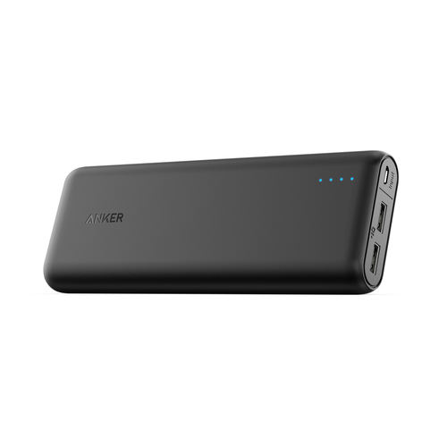 ANKER POWERBANK POWERCORE 15600 MAH BLACK