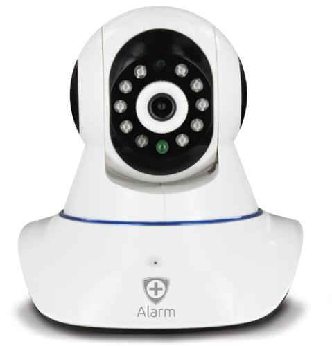 ATLANTIS TELECAMERA IP MOTORIZZATA HD WIRELESS N SLOT SD FINO 64GB PER SISTEMA DI ALLARME +ALARM750G